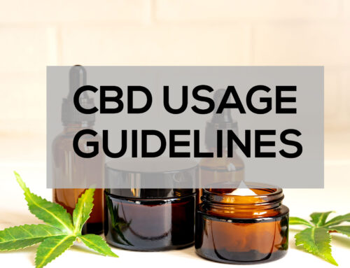 CBD Usage Guidelines