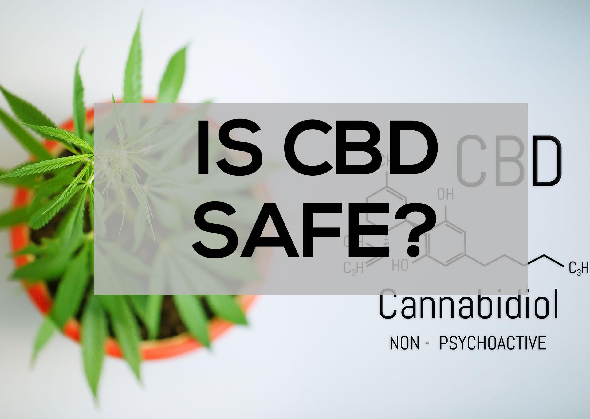 Is-CBD-Safe