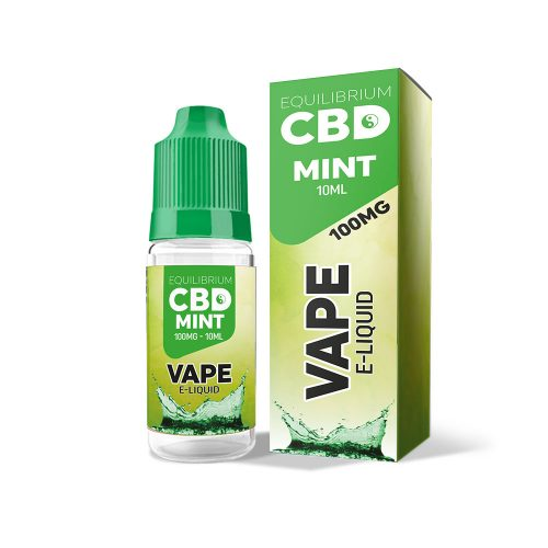 CBD-E-Liquid-Mentol-100mg